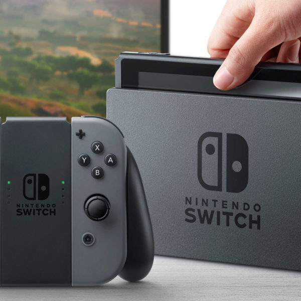 nintendo switch nouvelle console de salon nintendo pandora communication