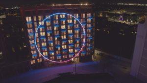 Appartement londonien, télé-réalité netflix